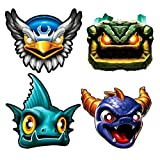 American Greetings Skylanders Masken (8-count)