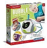 Clementoni 16621 16621-Sapientino-Bubble Lernroboter für Kinder, Mehrfarbig -