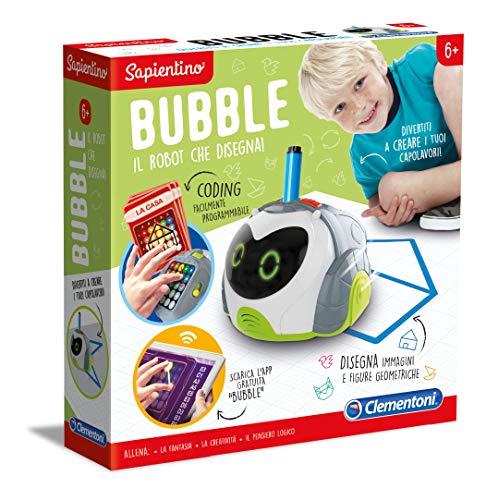 Sapientino-Bubble robot educativo per bambini