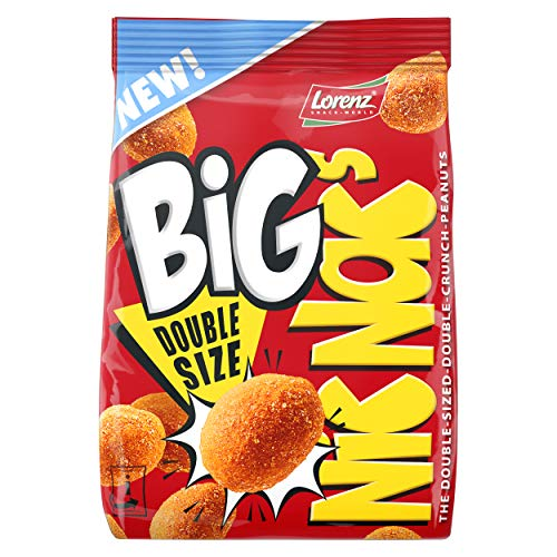 Lorenz Snack World NicNac's Original BIG, 14er Pack (14 x 110 g)