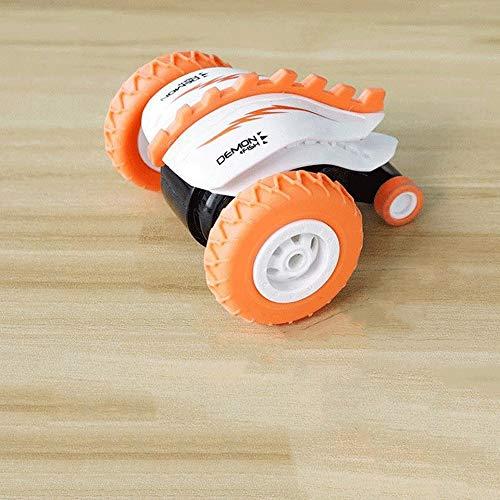 VanFty 2021 Nuevo 360 ° Truco Giratorio Recargable Recargable vehículo de Alta Velocidad Regalo de Control Remoto Coche eléctrico pequeño Cargar Drift Drive Drive Drive Toys RC Juguete 2wd Truco para
