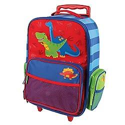 8. Stephen Joseph Classic Rolling Luggage