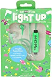 Scoobies Led Earphones for Kids Cute Colours Green,for Any Age Group, Specially