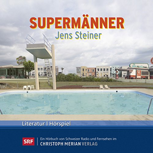 Supermänner audiobook cover art