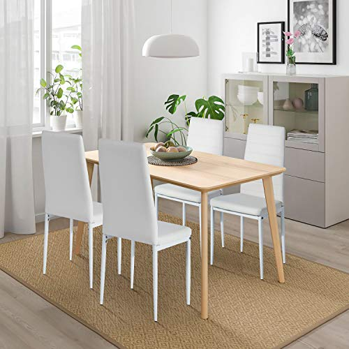 mesa blanca comedor fabricante HOMEMAKE FURNITURE