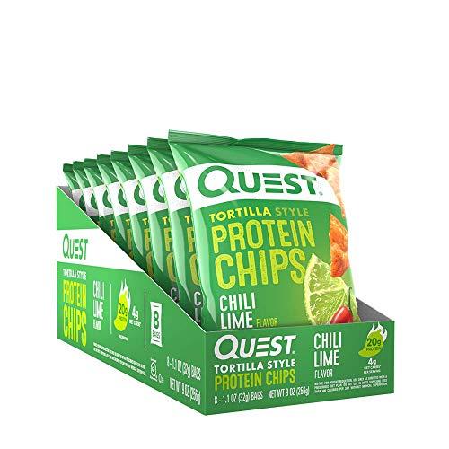 Sports Nutrition Chips & Crisps Snacks
