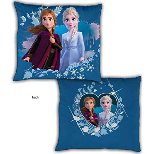 Coussin Frozen 2 - La reine des neiges Disney - 35 x 35 cm