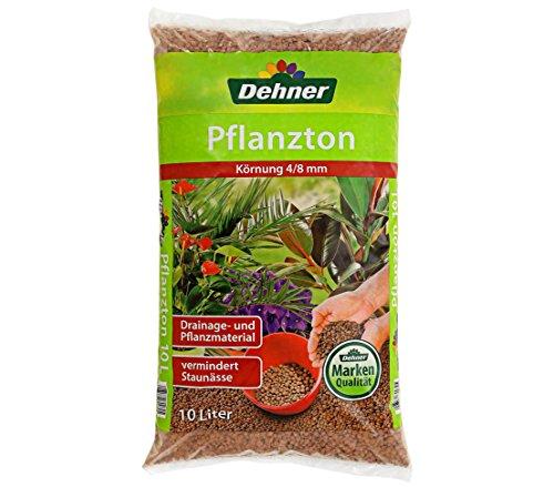 Dehner -   Pflanzton, 10 l,