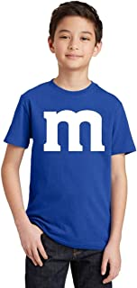 Promotion & Beyond M Halloween Team Costume Funny Party Youth T-Shirt
