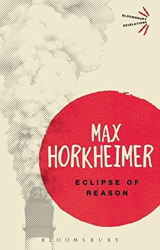 Eclipse of Reason (Bloomsbury Revelations)