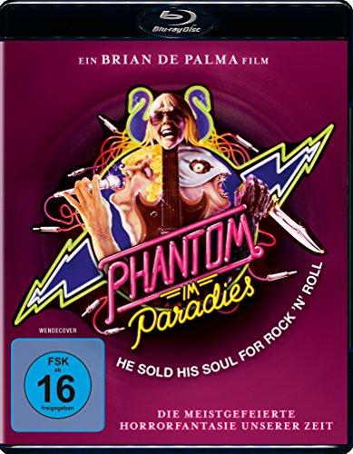 Phantom im Paradies - Phantom of the Paradise (Blu-ray)