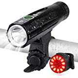 Te-Rich Ultra Bright Bike Lights Rechargeable...