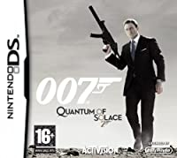 Quantum of solace (NDS) (輸入版)