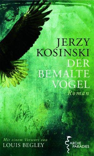 Buchseite und Rezensionen zu 'Der bemalte Vogel von Jerzy Kosinski Gebundene Ausgabe' von