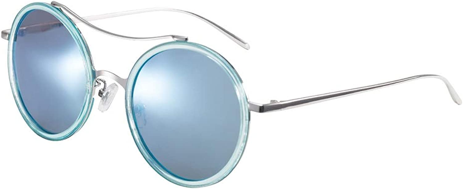 Trendy Sunglasses For Women Retro Driving Accessories Case UV400 Predection Metal Frame Great For Driving Or City Walking