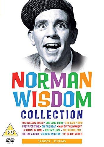 Norman Wisdom Collection [Edizione: Regno Unito] [Edizione: Regno Unito]