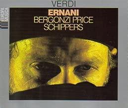 Giuseppe Verdi: Ernani [New York -- December 1, 1962: Leontyne Price, Carlo Bergonzi, Cornell Mac Neil, Giorgio Tozzi; Thomas Schippers]