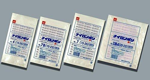 『ナイロンポリ 新Lタイプ規格袋 No.16 (100枚) 巾220×長さ330㎜』の5枚目の画像