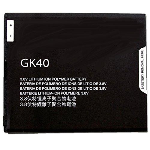 Batería Motorola GK40 2800 mAh para Motorola G4 Play, Moto E3, Moto G5