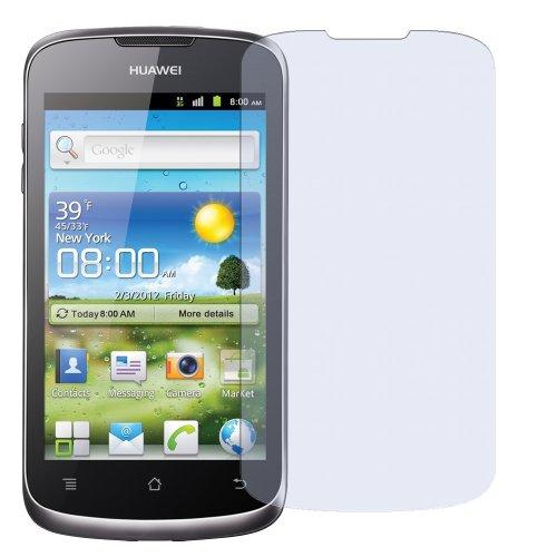 6x Protectores de Pantalla compatible con Huawei Ascend G300