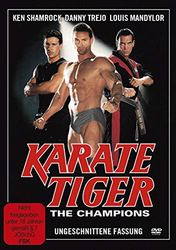 Karate Tiger 10 - The Champions