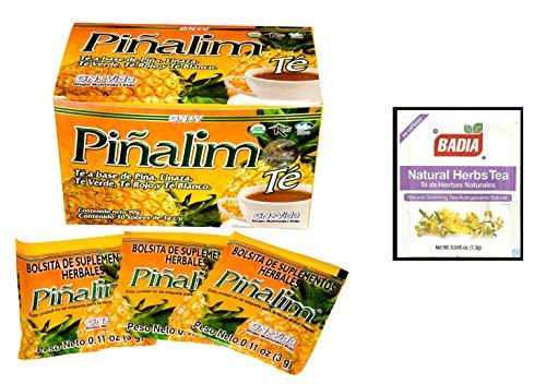 Te Pinalim Tea GN+Vida Weight Loss Tea Diet 30 Day Supply and Natural Herbs Slimming Tea
