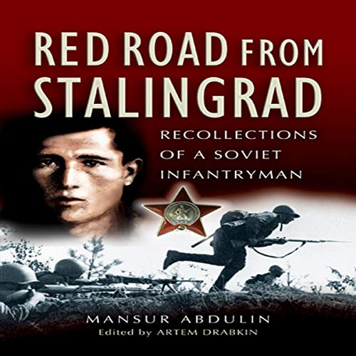Couverture de Red Road from Stalingrad