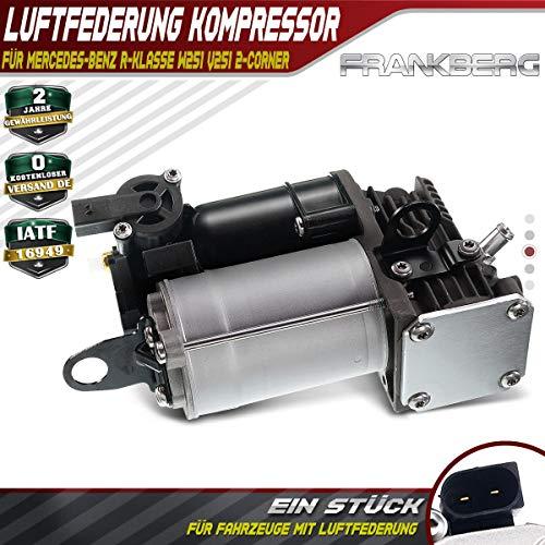 Luftfederung Kompressor Niveauregulierung für R-Klasse R280 R300 R320 R350 R500 R63 AMG 2006-2019 A2513201204