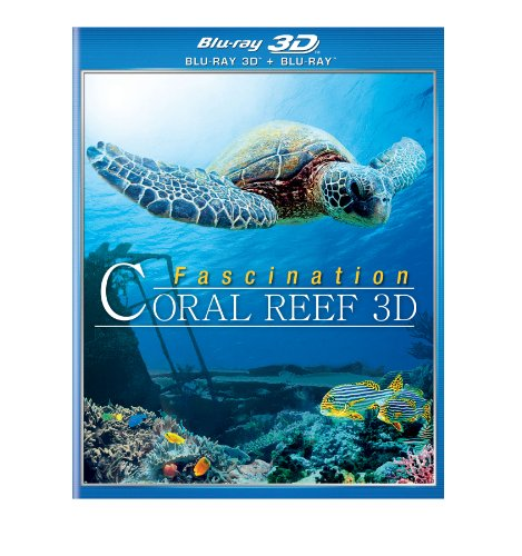 Fascination Coral Reef [Blu-ray]