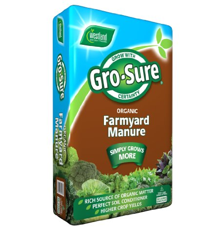 Grosure 50L Farmyard Manure