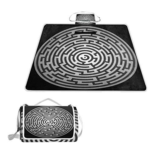 LORONA Maze Puzzle Riddle Quiz Labyrinth Manta Picnic
