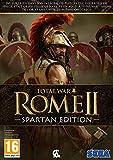 SEGA Total War: Rome II - Spartan Edition, PC Básico PC Inglés, Francés vídeo - Juego (PC, PC,...