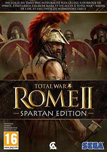 Total War : Rome II - édition spartan