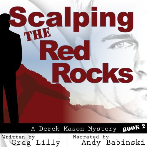 Scalping the Red Rocks audiobook cover art