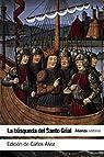 La búsqueda del Santo Grial par Alvar