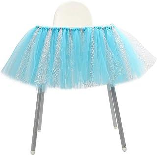 eea26d7a0 Amazon.es: sillas para bodas - Faldones de mesa / Manteles y centros ...