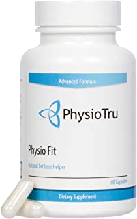 Physio Fit Bifidobacterium Lactis B420 Probiotic Supplement with Konjac Root, Promotes Energy, Fat and Weight Loss, Gut He...