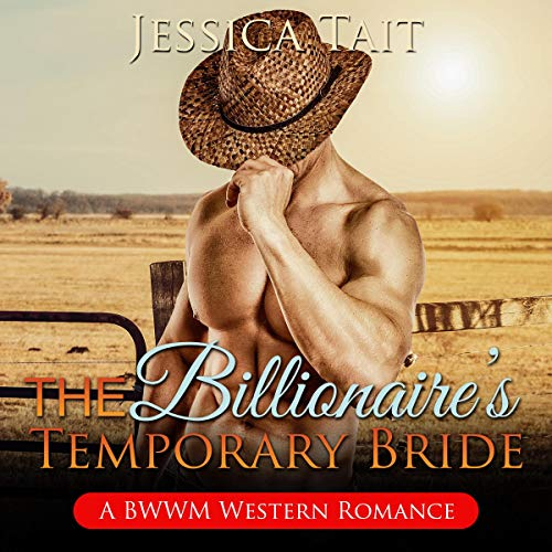 The Billionaire's Temporary Bride audiobook cover art