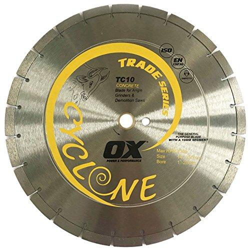 OX Tools Trade Diamond Blade Range (14 Inch)