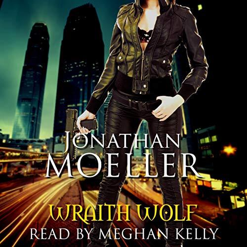 Wraith Wolf cover art