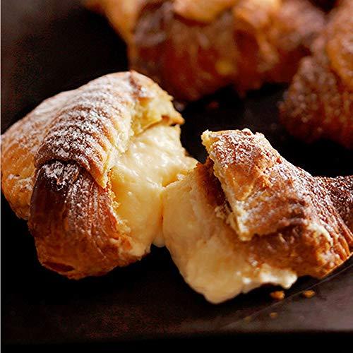送料無料 八天堂 プレミアムフローズンくりーむパンとクロワッサン詰合せ 12個入り