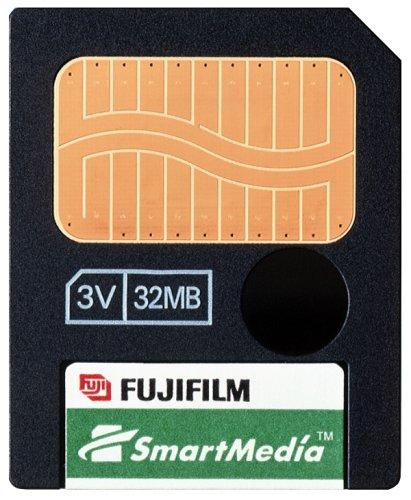 Fuji SmartMedia Tarjeta de Memoria 32 MB