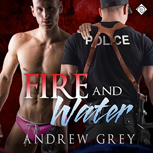 Fire and Water audiobook cover art