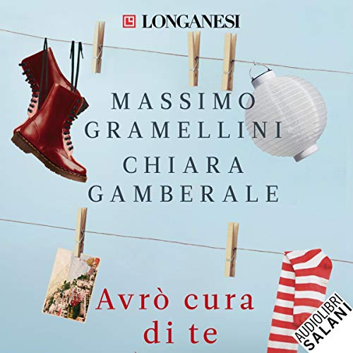 Avrò cura di te audiobook cover art
