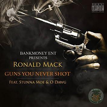 Bankmoney Ent. Presents Guns You Never Shot (feat. Stunna Moe & O Dawg)