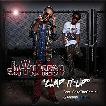 Clap It Up (feat. Sage the Gemini & Armani Depaul) [Street Version]