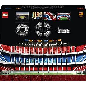 Amazon.co.jp - レゴ クリエイターエキスパート カンプ・ノウ - FCバルセロナ 10284