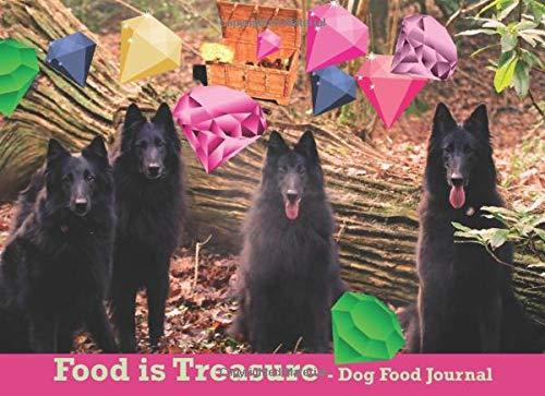 Food is Treasure: Dog Food Journal