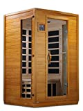 Dynamic 'Andora' 2-person Low EMF Far Infrared Sauna