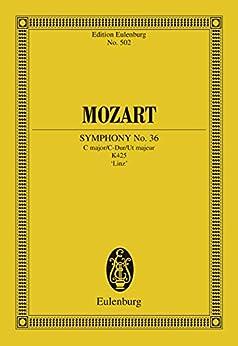 Symphony No. 36 C major: K. 201,
